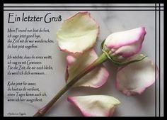 Abschied, Trauer, Schmerz, Frust