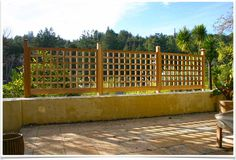 Garden Fence Design #21 by Prowell Woodworks