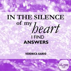 Look within.  Don't be consumed searching for answers.  You probably already know it.  #whytimeapp #quote by  Veronica Gamio #reminders #wellbeing #wellness #metime #bedohave #tobelist #mindfulness #habits #enough #abundance #happiness #life #inspiration #love #selflove #intentions #smile #breathe #gratitude #perception