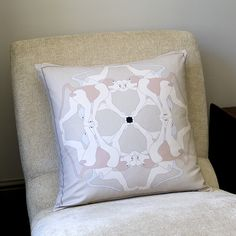 The Lady Babs Cushion Cover crafted from 100% soft Cotton Canvas. Designed by Rene Veldsman for Art Addict Africa. www.artaddictafrica.co.za