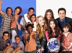 Original vs. Spinoff TV, Boy Meets World, Girl Meets World