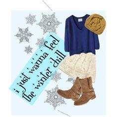 winter wonder lalala  #Polyvore