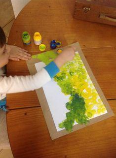11o Atividade de Férias inspirada na História da Arte - Impressionismo