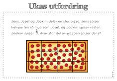 frk linn: Søkeresultat for Ukas utfordring Word Problems, Periodic Table, Classroom, Education, Maths, Montessori, Teaching Ideas, School Ideas, Barn