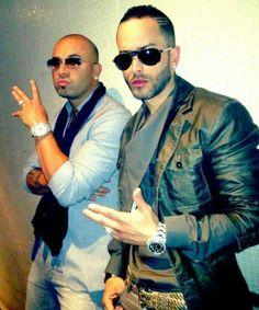 Wisin y Yandel: two amazing reggaeton artists