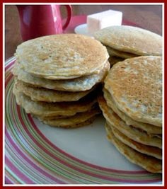 The Coach's Oats Blog: Overnight Oatmeal Pancakes