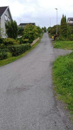 Norway, Sidewalk, Walkways, Pavement