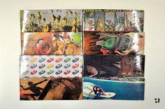 Paper Wallet, Upcycling, MI-WALLET: Paper Wallet / SET69