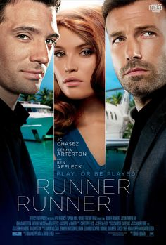 #NSYNC members in Justin Timberlake movies: JC Chasez in Runner Runner http://www.nextmovie.com/blog/justin-timberlake-n-sync-posters/