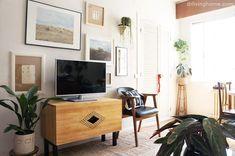 La decoración de mi salón: de clásico-colonial a boho-urbano