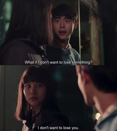 "From Netflix Series ""Girl From Nowhere"" Netflix Series, Series Movies, Movies And Tv Shows, Drama Quotes, Movie Quotes, Darren Wang, Overlays Cute, Dont Want To Lose You, Words Can Hurt"