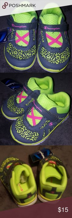 a6bb216aeed4b Baby Champion Shoes New with tags. No box. Size 4W in babies Champion Shoes