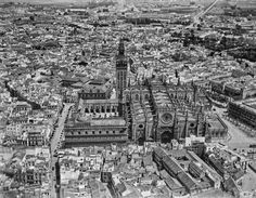 Cathedral of Sevilla 1927