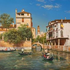 "De Michael Satarov "" Venice n° 2 "" ©"