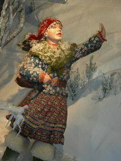 Hans Christian Andersen's Snow Queen.