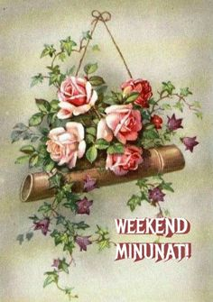 Freundlich, Happy Weekend, Decor, Pintura, Good Morning Wishes, Nice Asses, Decoration, Decorating, Deco