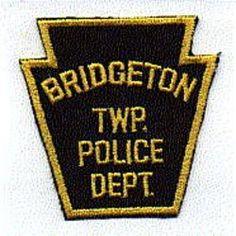 Bridgeton Twp. Police Patch (PA)