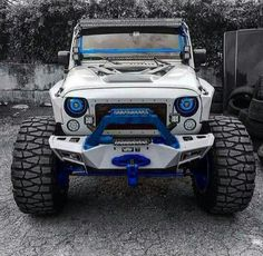 Bad ass jeep