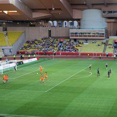 #Fontvieille #monaco #montecarlo #principauté #principautedemonaco #stadelouisII #stade #football #tournoi #stadium #sport by mokilimoko from #Montecarlo #Monaco