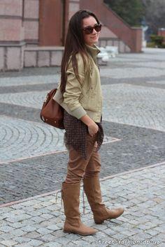 Fashion girl from http://street-fashion.dp.ua/girls/modnica-iz-dnepropetrovska-yaroslavka-130