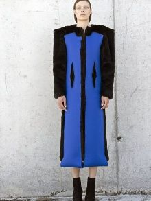 M COAT | PETER MOVRIN | NOT JUST A LABEL | SEEN ON LADY GAGA