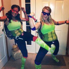 Homemade Ninja Turtle Costumes | Homemade Ninja Turtle costume! (: | Crafts Ideas