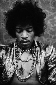 Jimi Hendrix Love. Leather Jacket Heaven by Tribute Twentyseven