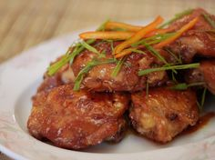 Gojee - Vietnamese-Style Chicken with Honey and Ginger