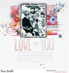 Love You   Wild at Heart   Raquel Bowman