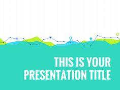 imogen free presentation template   design   pinterest   free, Presentation templates