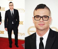 the glasses on him! Noah Puckerman, Mark Salling, Finn Hudson, Dear God, Celebs, Celebrities, Latest Music, Glee, Future Husband