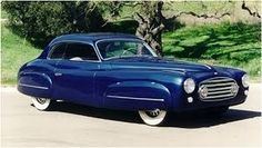Image result for 1953 Delahaye 235M Pillarless Coupe
