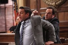 """When he used unconventional means to win the case.   Community Post: 14 Times Rafael Barba From """"Law & Order: SVU"""" Was The Man"""