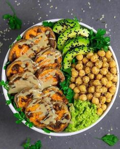 Five Healthy Dinner Bowl ideas 🥣🥗✨ *Swipe to see all! VEGAN, nutritious and super tasty🤩 💚 1, 2, 3, 4 or 5 which is your favourite?! #healthyfoodshare #recipe #dinner #highcarb #whatveganseat #vegetarian #eathealthy #healthyfood #vegetables Healthy Crockpot Recipes, Healthy Dessert Recipes, Vegetarian Recipes, Cooking Recipes, Bread Crockpot, Lunch Recipes, Whole 30 Recipes, New Recipes, Summer Recipes