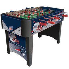 New England Patriots Foosball Table