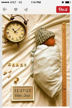 Newborn pic must