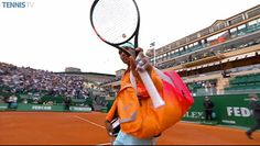 Hola Rafa #Nadal! He's back at #MonteCarloRolexMasters! http://tnn.is/live  #tennis