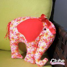 Um elefantinho... (clique na foto e confira)