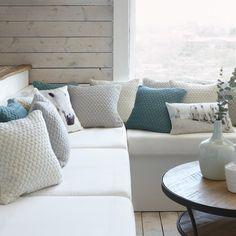 "Veva Decorative Pillow 18"" X 18"""