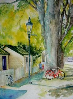 Exotic Flowers, Art Club, Landscape Paintings, Watercolour, Portrait, Gallery, Artist, Artwork, Image