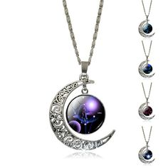 New Hot Fashion Jewelry Choker Necklace Glass Galaxy Lovely necklaces & pendants Silver Chain Moon Necklace Free shipping //Price: $7.95 & FREE Shipping // Get it here ---> https://bestofnecklace.com/new-hot-fashion-jewelry-choker-necklace-glass-galaxy-lovely-necklaces-pendants-silver-chain-moon-necklace-free-shipping/    #Wedding_jewellery