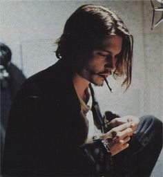 Image shared by jay. Find images and videos about johnny depp, smoke and cigarette on We Heart It - the app to get lost in what you love.