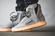 04f24d9b0 Kanye West x Adidas Yeezy 750 Boost Grey Gum (glow in the dark)