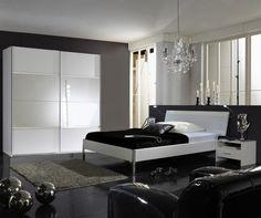 Valbona Bett/futonbett Inkl. Nachttische 160 X 200 | Eiche ... Schlafzimmer Conforama