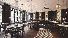 Covent Garden café Dishoom has ranked first place in Yelp's Top 100 places to eat in the UK list.