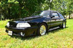 Jennifer Awad's Street Driven 1990 Ford Mustang GT