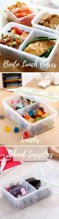 Best Bento Boxes Ever! #bentoboxideas #backtoschool #bento