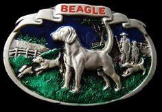 BEAGLE HUNTER HUNTING HOUSE PET POINTER DOG ANIMAL BELT BUCKLE BELTS BUCKLES  #beagle #dog #familypet #pet #beltbuckle