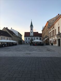 Wonderful Varaždin, Croatia!