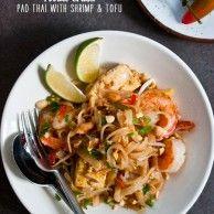 Craving > Pad Thai Plus the Vegan Black Metal Chef